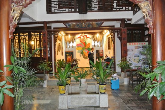 Leisure Tea Lodge: Hotel Entrance/Lobby