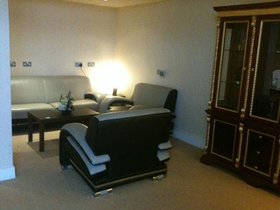 Mullingar Park Hotel: honeymoon suite