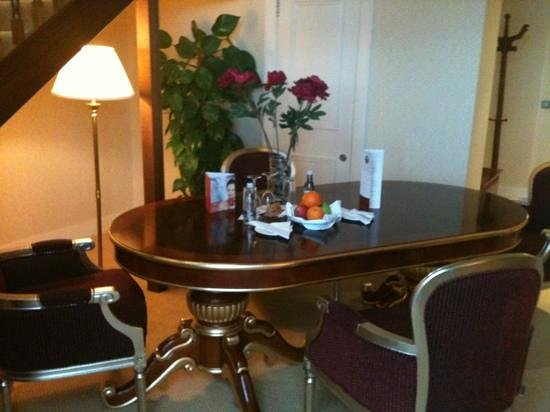 Mullingar Park Hotel : honeymoon suite