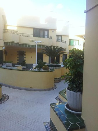 Barranco Apartments: So Called RESORT VIEW