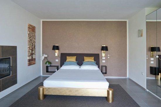 B&B Arco Garda Rooms : Room Oro