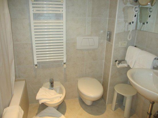 Residence Corte Grimani: Bath