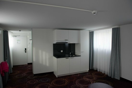 ibis Styles Luzern City: General living area of the Terrace Room