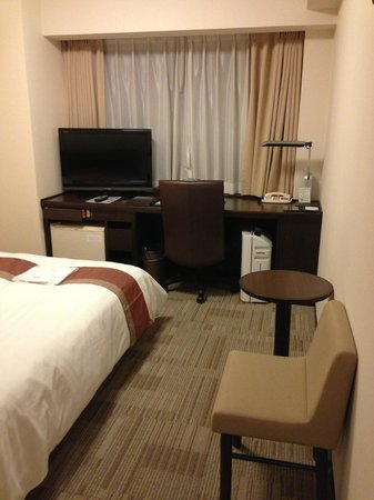 Richmond Hotel Sendai : 部屋