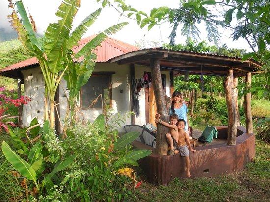 Finca Mystica: Our casa