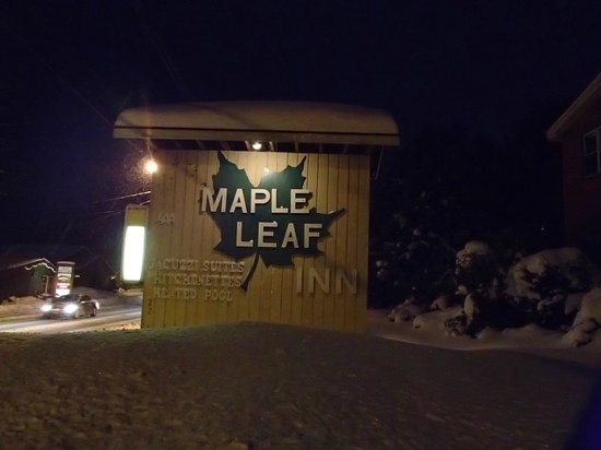 ‪‪Maple Leaf Inn‬: The Maple Leaf Inn