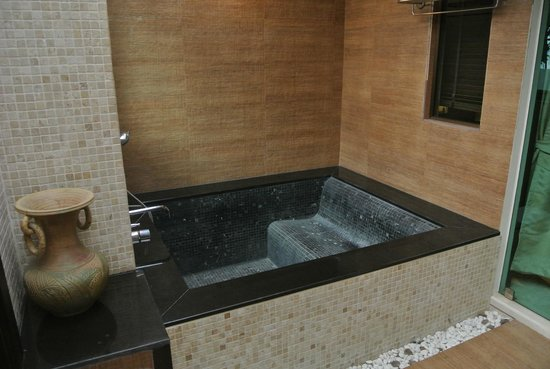 Tup Kaek Sunset Beach Resort: BATHROOM ROOM 5100
