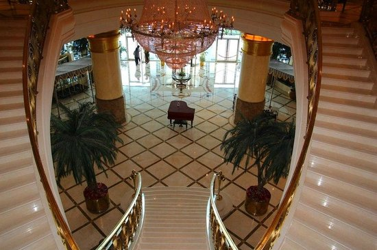 Hilton Sharjah: Ресепшн