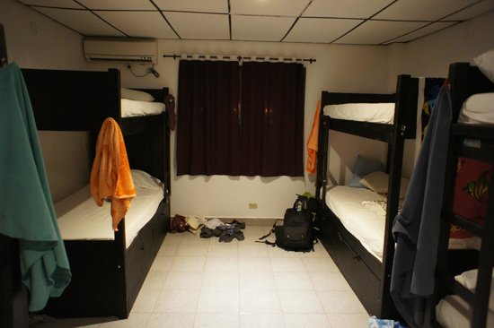El Viajero San Andres Hostel & Suites: quarto compartido