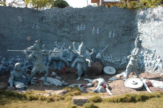 Agnigarh Hill: The battle of Tezpur