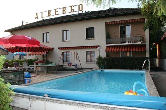 モルガナ ホテル