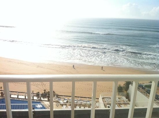 Holiday Inn Algarve - Armacao de Pera: View from room balcony