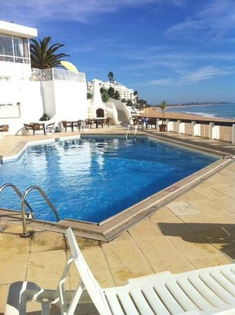 Holiday Inn Algarve: Pool area