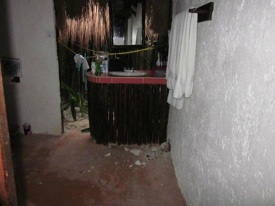 Retiro Maya Villas: badezimmer