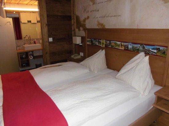 Hotel-Restaurant Alpenblick: Zimmer