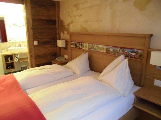 Hotel-Restaurant Alpenblick : Zimmer