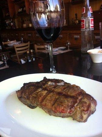 Asador Patagonico : perfect bife de lomo