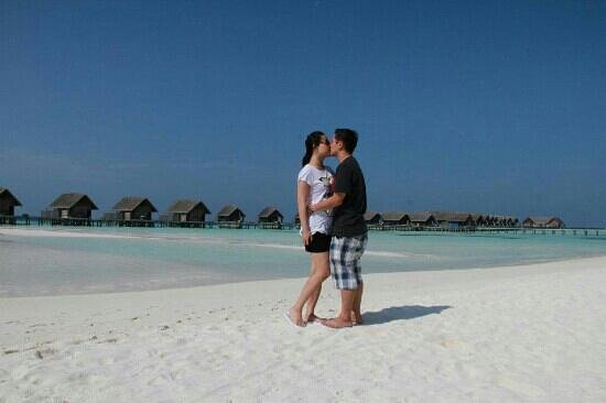 Cocoa Island by COMO: Valentine 2012 So Sweet.......