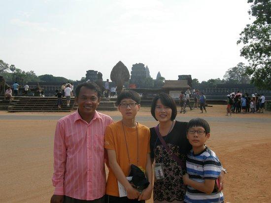 Angkor Taxi Travel
