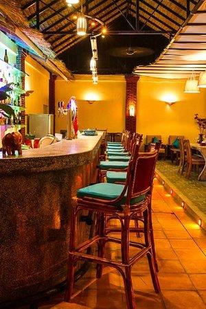 Phka Villa : Bar