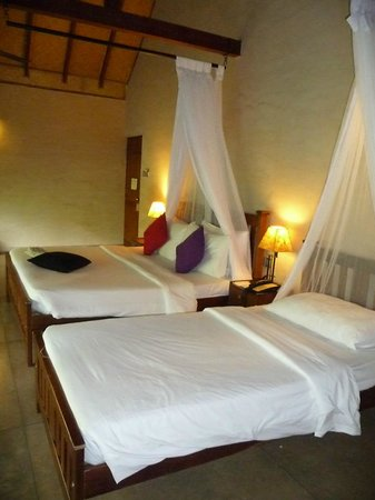 Jetwing Vil Uyana: chambre standard