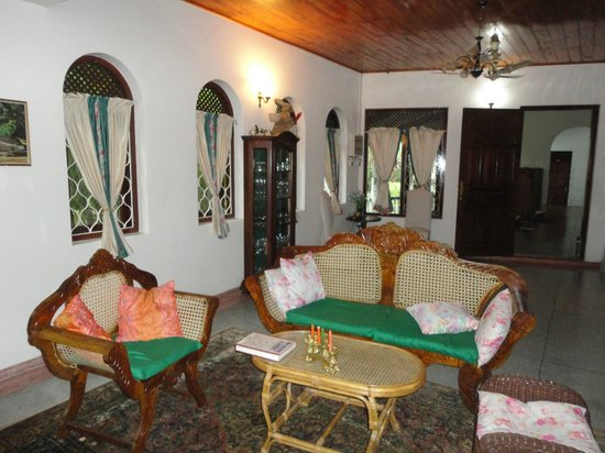 Leijay Resort: Lounge