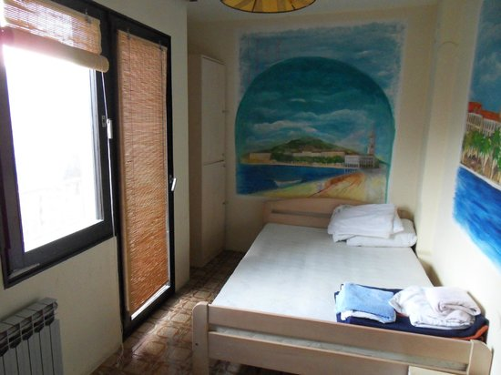 Hostel Mali Mrak: Split room