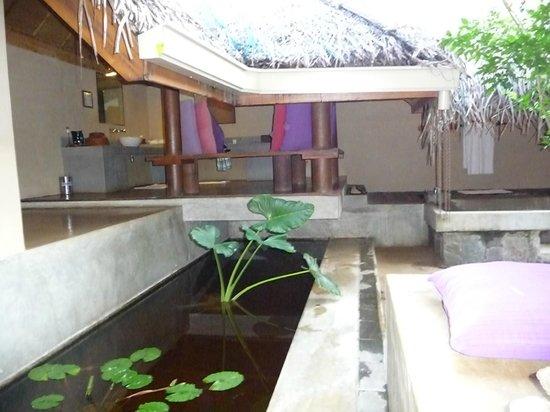 Jetwing Vil Uyana: salle de bain