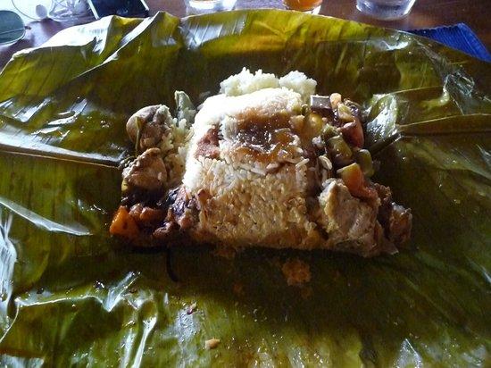 Jetwing Vil Uyana: riz curry à l'étouffée