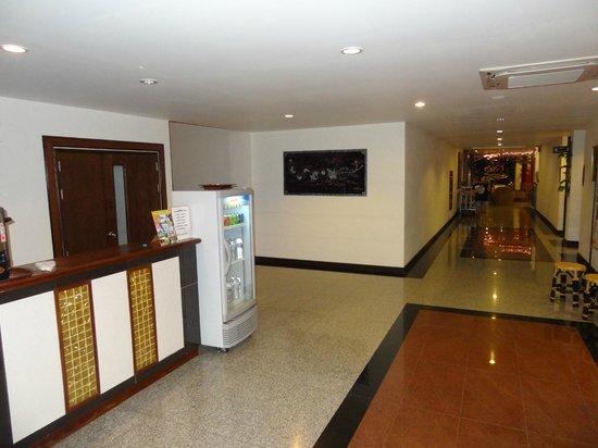WangBurapa Grand Hotel: Hotel Wangburapa