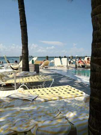 The Standard, Miami: Daily activity - Pool Side