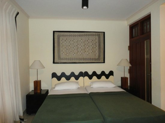 The Hills Lodge : Double room
