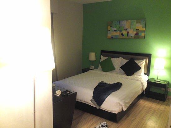ブルネイ ホテル, 部屋