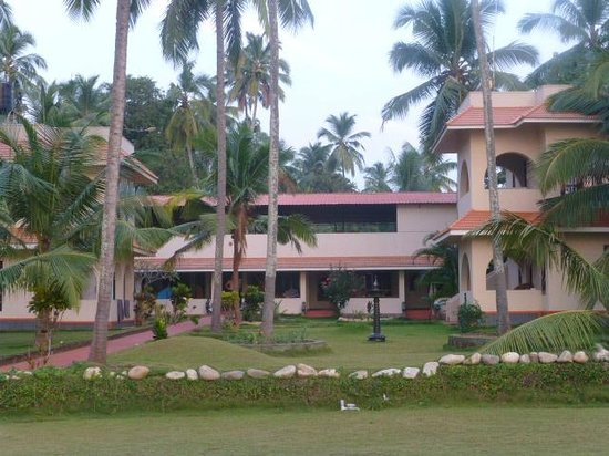 Varkala SeaShore Beach Resort: Sea Shore Resort