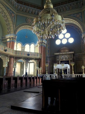 Central Sofia Synagogue (Tsentralna Sofiiska Sinagoga): Main hall 1