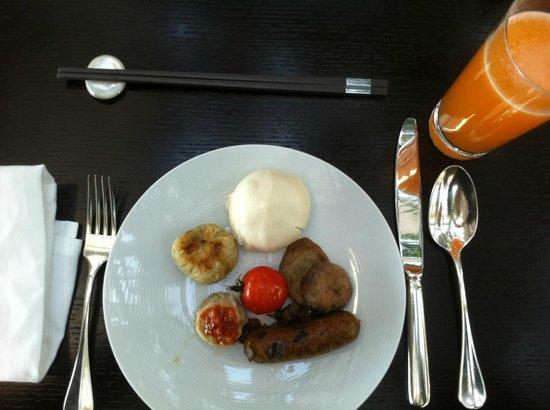 Park Hyatt Beijing: breakfast