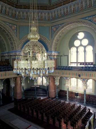 Central Sofia Synagogue (Tsentralna Sofiiska Sinagoga): From gallery 1