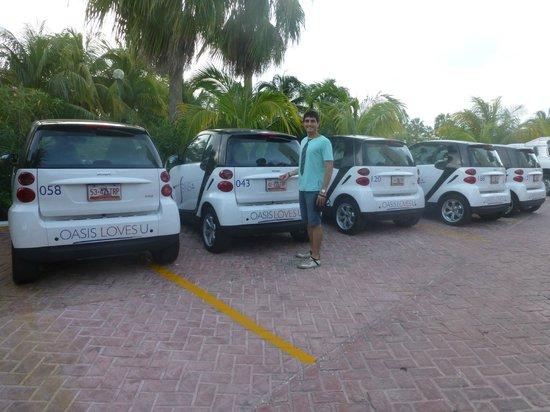 Grand Oasis Cancun: Smart de alquiler