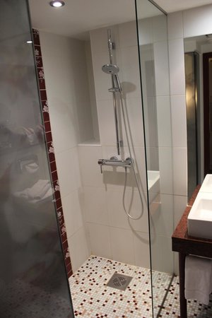 Nordic Hotel Forum: Modern shower
