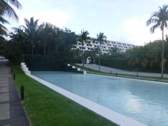 坎昆大綠洲全包飯店照片