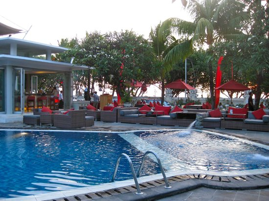 Kuta Seaview Boutique Resort & Spa: Pool