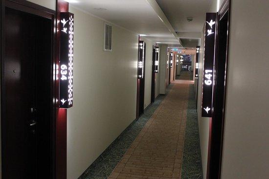 Nordic Hotel Forum: Hallway