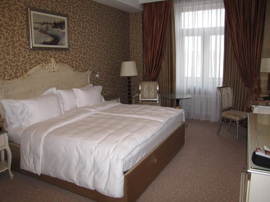 Radisson Royal Hotel Moscow : Double