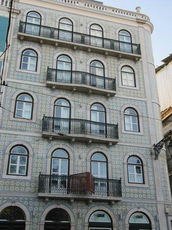 Casa De Sao Mamede: le case di lisbona