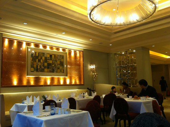 The St. Regis Beijing : breakfast area see more at