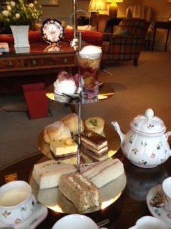 Roxburghe Hotel & Golf Course: Afternoon Tea for Two