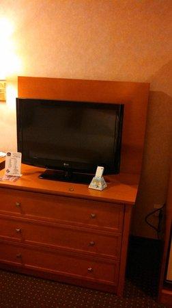 Best Western Socorro Hotel & Suites: tv
