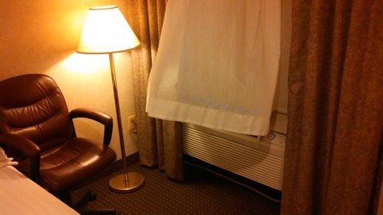Best Western Socorro Hotel & Suites: window