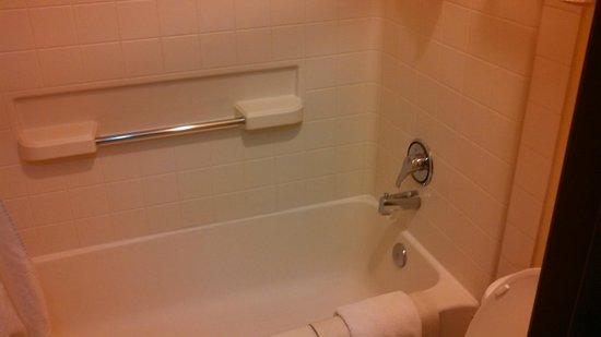 Best Western Socorro Hotel & Suites: tub