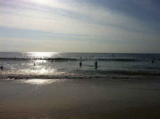 Baan Suay Resort Karon Beach: море на кароне